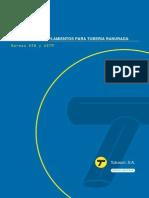 Dimensiones Acoplamientos Para Tuberia Ranurada 11-04-06