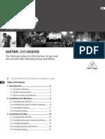 Guitar Link UCG102 Setup Guide