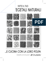 Chufamix Ricettario Italiano