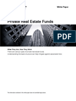 private-re-funds update 2
