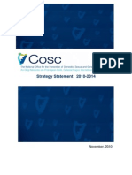 Cosc Strategy Ireland