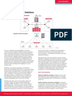 OpenFlow Validation Solutions