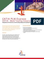 CATIA - Mold Tooling Creation