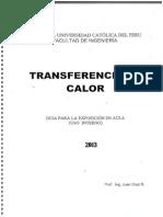 Manual Transferencia Calor Pucp