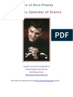 Diary of Elvis Presley Biography