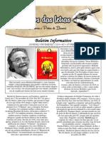 Boletim Informativo 13 Poetas