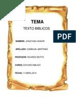 textos BOTTO