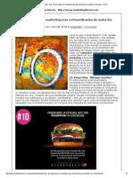 Marketing Directo » Las 10 Campañas de Marketing Más Extraordinarias de Todos Los Tiempos » Print