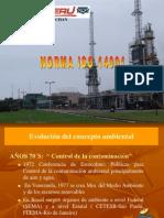 Proceso de Certificación ISO 14001 Petroperú