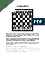 Guía de Ajedrez