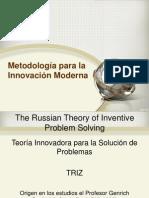 Metodologia Para Innovacion Moderna