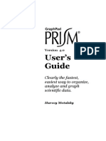 Prism Users Guide
