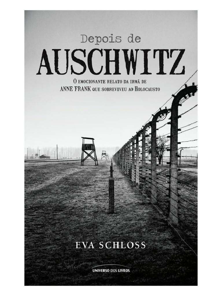 Depois de auschwitz eva schloss fandeluxe Choice Image