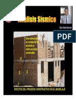 analisis sismico