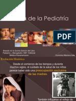 Historia de Pediatria