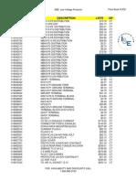 ABB Price Book 452