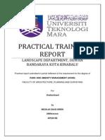 practicaltrainingreport-121010025114-phpapp02