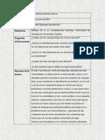 COMPETENCIAS DOCENTES- REPORTE DE LECTURA..docx