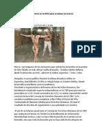 La receta de un argentino en la ONU para erradicar la tortura.docx