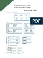 Matemática SImce, 4° n°2_mediciones de tiempo