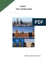 London - broszura Arek i Wojtek