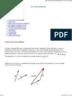 Vector Algebra English