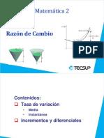 Deriv-razon de Cambio (1)