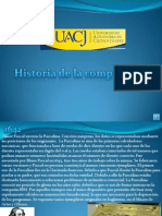 2.- La Historia de La Computacion