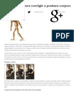 5 Exercícios Para Corrigir a Postura Corporal _ Doutíssima