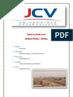Informe de Caminos Pimentel