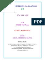 Design Folder MPS Site-I 04-06-14