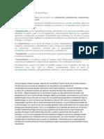 Teoría Del Desarrollo de Jean Piaget