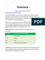 chemistry syllabus 2014-2015