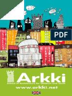 Arkki Brochure