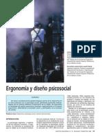Ergonomía y Diseño Psicosocial