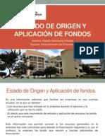 Estado de Origen y Aplicación de Fondos- Zapata Senmache Claudia