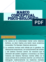 Marco Psicobiológico