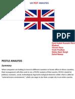 UK PESTLE