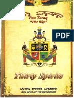 Paa Taraq - Thirty Spirits