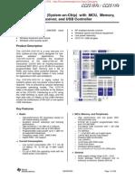 cc2511 - datasheet - Texas Instruments