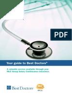 Best Doctors Employee Brochure