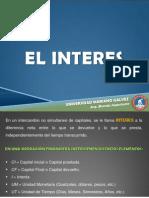 EL INTERES.ppsx