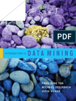 Introduction to Data Mining 2005