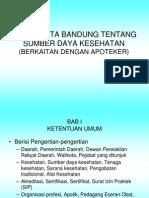 14. Perda Kota Bandung Sumber Daya Kesehatan