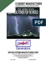 Generator Set Buying Guide