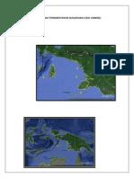 Rencana Lokasi Koordinat Penempatan Ke Nusantara II