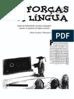 As Forças Da Língua - Dante Lucchesi