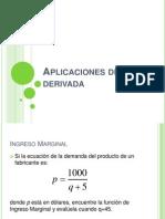 Aplicaciones de la derivada.pptx