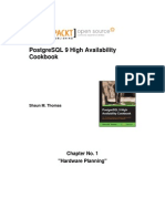 9781849516969_PostgreSQL_9_High_Availability_Cookbook_Sample_Chapter