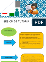 Sesion de Tutoria
